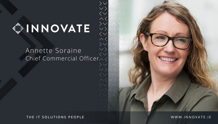 Annette Soraine Chief Commercial Officer Moving to the Cloud