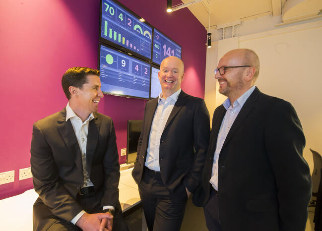 Virgin Media Business today announced a strategic link up with Irish company INNOVATE – The IT Solutions People, to provide the complete ICT solutions for their business customers to bring them beyond connectivity to digital transformation.