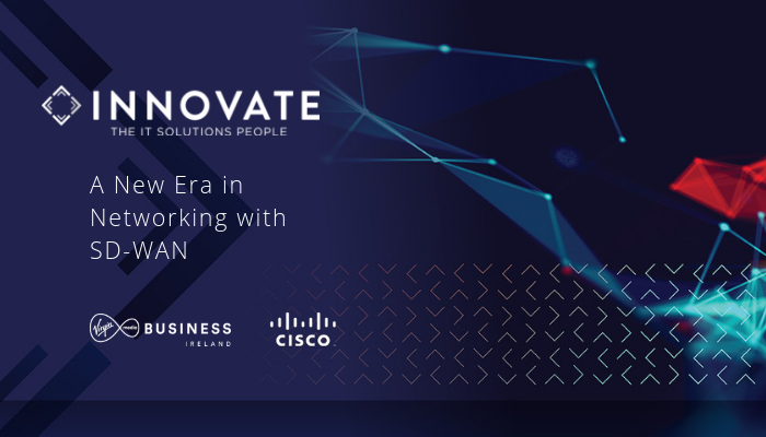 A New Era in Networking with SD-WAN Blog Image