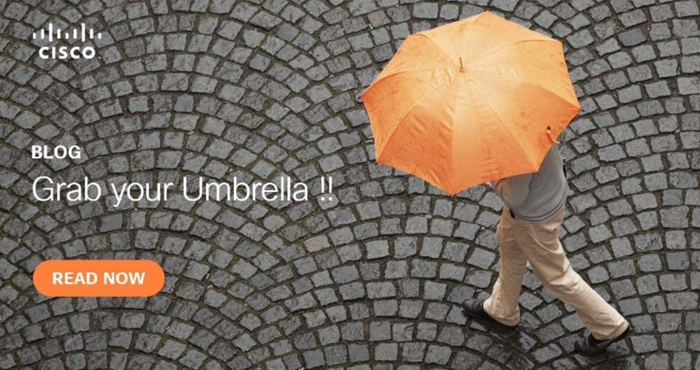 Cisco Umbrella Blog