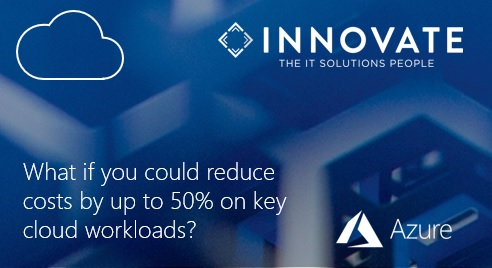What if you could reduce costs by up to 50% on key cloud workloads?