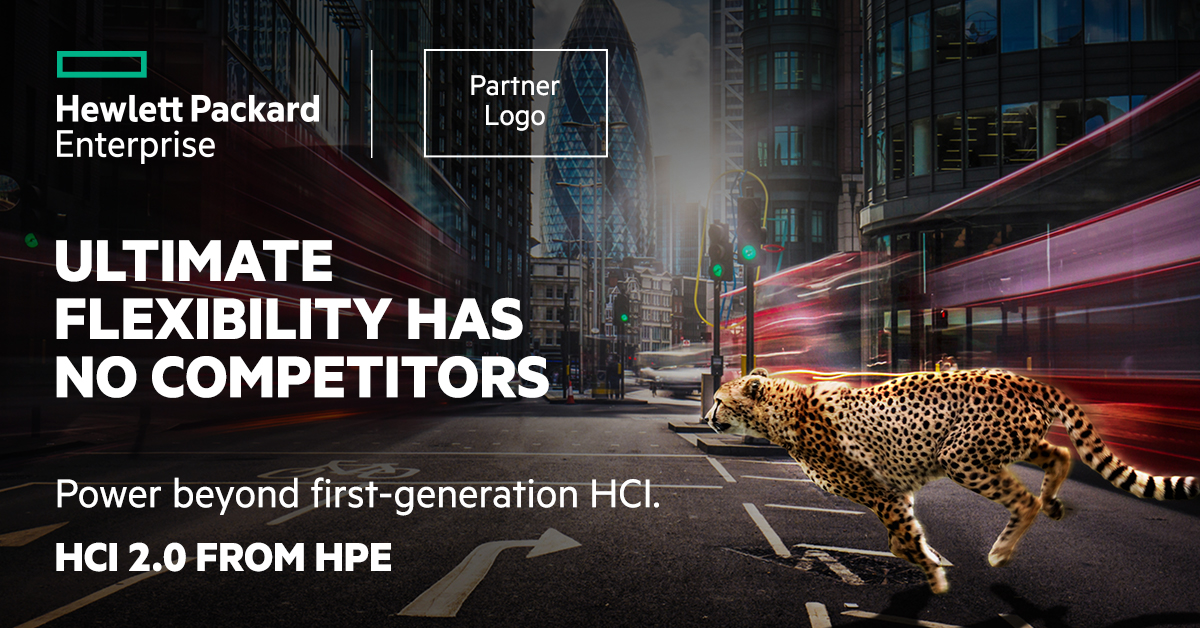Power Into the Future with HCI 2.0
