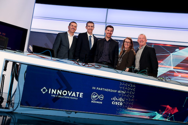 INNOVATE SD-WAN event in partnership with Virgin Media Business Ireland and Cisco